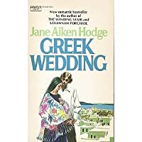 Greek Wedding B0035DUM98 Book Cover