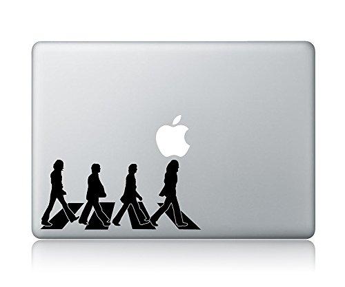 The Beatles Abbey Road Laptop Macbook Sticker Decal Vinyl Sticker Apple Mac Air Pro Laptop sticker