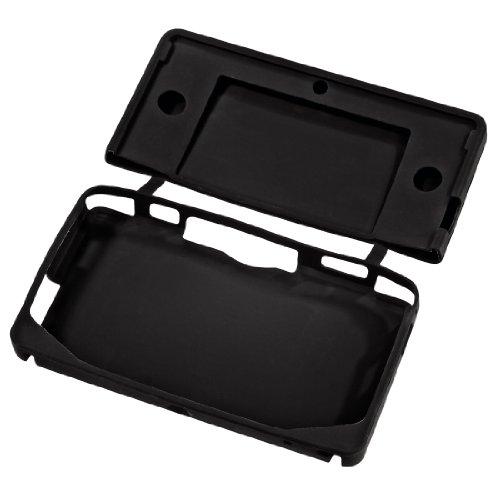Silicone-Skin für Nintendo 3DS, Schwarz