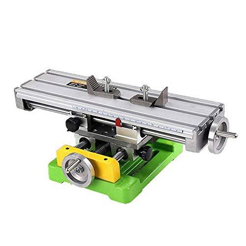 MEICHEN Carro de Movimientos en la Tabla Mesa de Trabajo de fresado Cruz Tabla Molino Máquina Tabla de perforación para Taladro de Banco