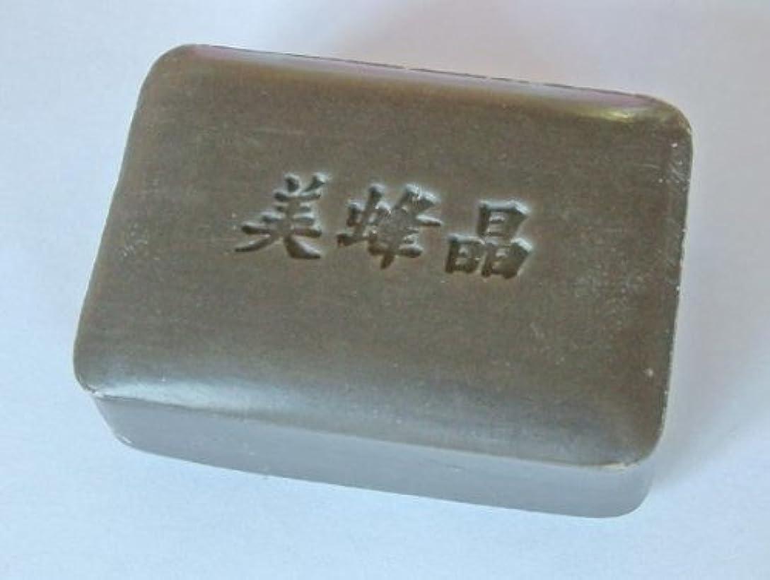 先前に合理化鈴木養蜂場 プロポリス石鹸 美蜂晶100g 2個セット