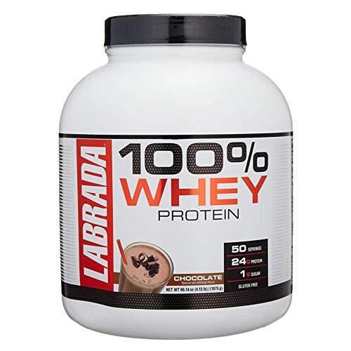 Labrada Leanpro 100% Whey Protein, Chocolate, 4.13 Pound