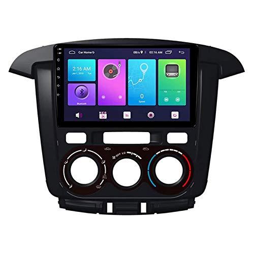 Para TOYOTA Innova Avanza 2011-2014 Android Audio Stereo SAT NAV Unidad Cabeza Auto Radio MP5 Video Player Con GPS Wifi FM Receptor Bluetooth Llamada De Manos Libres,4 core 4g+wifi: 2+32gb
