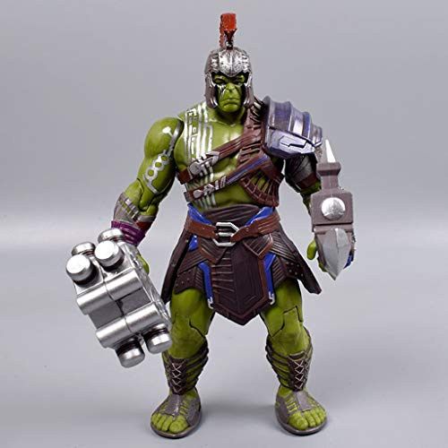 Gladiador Hulk Modelo De La Figura, Cumpleaños Colección Del Regalo De Articulaciones Desmontable Niños Decoración Del Hogar Del Coche