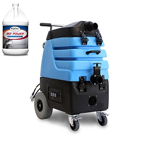 Made in The U.SA. Mytee 7000LX Flood Hog Flood Extractor + A 138 Accessory Kit + Bulk Carpet Extractor Cleaner - 8 Quarts Included Makes 44 to 128 Gallons - Bundle 3 Items