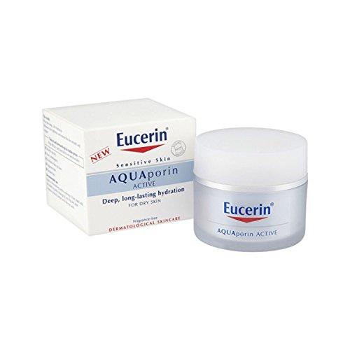 Eucerin - Crema textura enriquecida aquaporin active