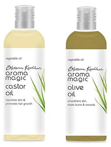 Aroma Magic Castor Oil, 100ml