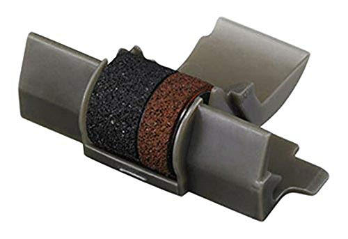 Casio IR-40T Farbrolle Rechenmaschine schwarz/rot