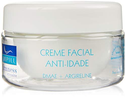 Creme Antirugas DMAE+Argireline Nupill 50g, Nupill, Azul