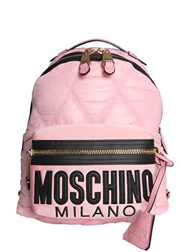 Moschino Luxury Fashion dames 760582071223 rugzak roze   lentezomer