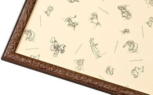 Disney Characters Art figure panel 1000P for braun (japan import)