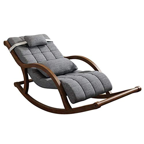 Buying Living Room Lounge Chair Chaise Rocking Chair Relaxing And Sun Tanning Chair Reclining Chair Chaise Lounge Cushioned Floor Gaming Chair For Home Lazy Sofa Chair Game Rocker For Teens Adul -4874