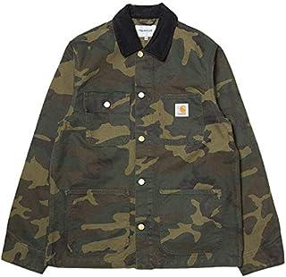 カーハート カバーオール ジャケット メンズ CARHARTT WIP Michigan Coat ワークジャケット 迷彩 カモフラージュ