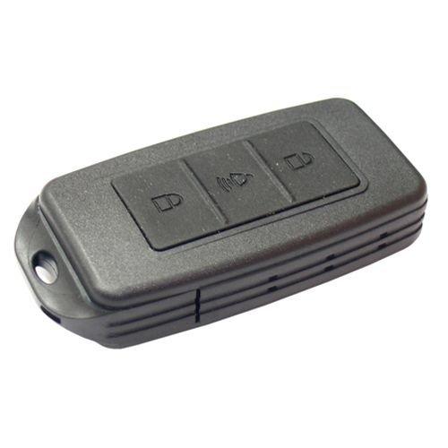 prodotto da lawmate. AR 100registratore audio Nascosto in telecomando da auto, con batteria, memoria interna da 2GB, fino a 18ORE di registrazione, attivazione per Voce