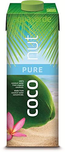 Aqua Verde Bio Aqua Verde Coconut Concentrate Pur 1000ml DE/ENG/FR/NL/PL/SE/DK/ES (2 x 1000 ml)