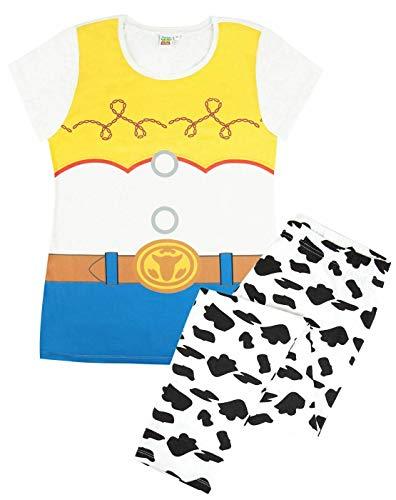 Pijamas de Las señoras Conjunto de Toy Story Jessie Traje de Las Mujeres