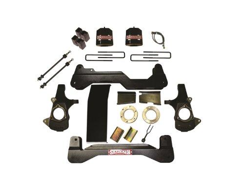 07 silverado 6 inch lift kit - 9