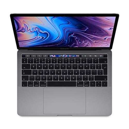 Apple Macbook Pro 13' TouchBar (Mid - 2018), Core i5-8259U, 2.4GHz, 16GB RAM, 1TB SSD, Grey - (Renewed)