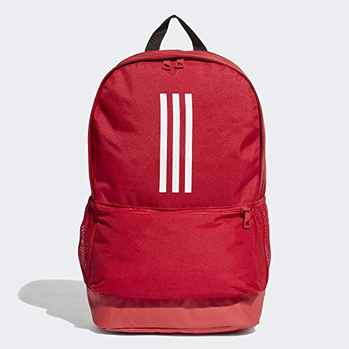 adidas DU1993 G - Mochila Unisex Adulto, Multicolor (Power Red/White) Talla Única