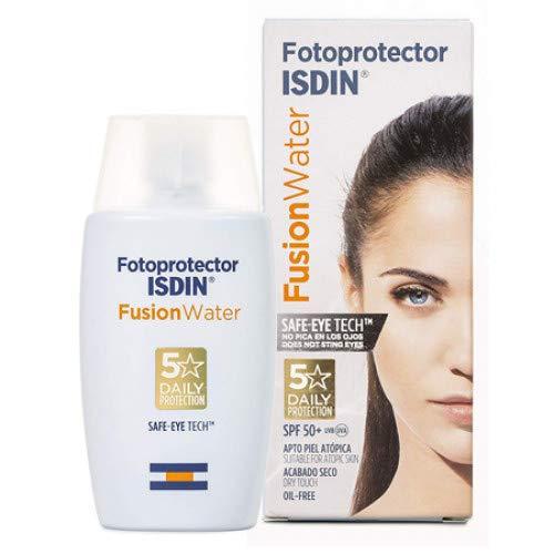ISDIN Fotoprotector Fusion Water Protezione Solare Viso SPF50+ 50 ml
