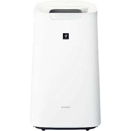 シャープ 加湿 空気清浄機 プラズマクラスター 25000 ハイグレード 19畳 / 空気清浄 31畳 2019年モデル ホワイト KI-LS70-W