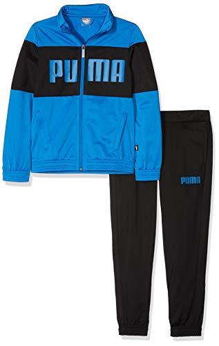 PUMA Jungen Rebel Suit B Trainingsanzug, Strong Blue, 164