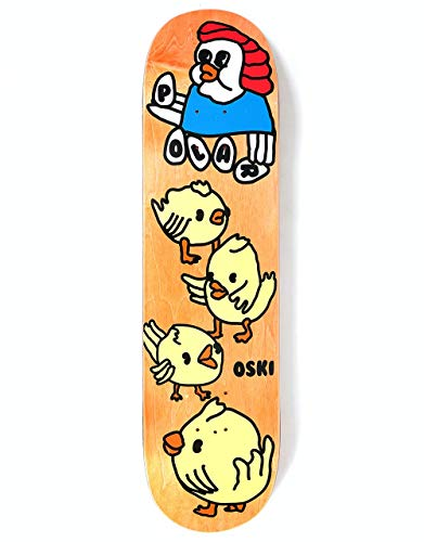 Polar Skate Co. Planche de skate Chicken Mama 8.25\