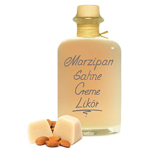 Marzipan Sahne Creme Likör 1L Ein Traum von Mandeln und Sahnecreme 16% Vol.