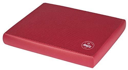 Airex Balance-Pad Cloud Ruby Red Cuscino di Allenamento Schiuma Morbidissima Sport 50 * 41 * 6cm