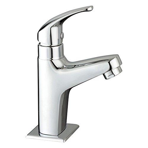 Kaltwasser Standventil Waschtisch-armatur Wasserhah für Kaltwasser in Gäste-WCs inkl. Befestigungsmaterial und Montageanleitung