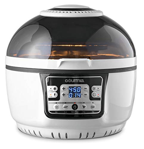 Gourmia GTA2500 Electric Digital Air Fryer Griller and Roaster review