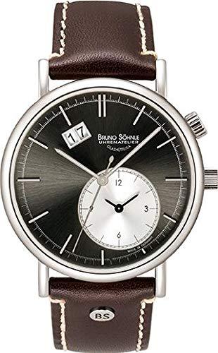 Bruno Söhnle Lago GMT 17-13156-841 Herrenarmbanduhr
