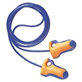 Howard Leight® by Honeywell Laser Trak® Detectable Single-Use Earplugs