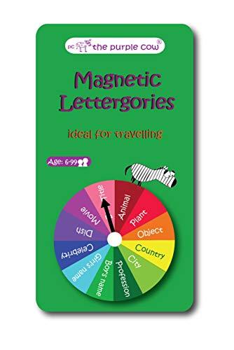Fournier - Lettergories magnéticos, Juego de Mesa (1034981)