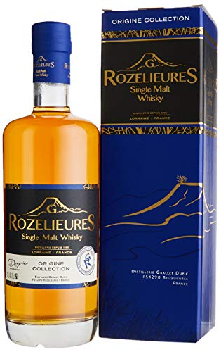 G. Rozelieures Single Malt Whisky ORIGINE Collection Whisky (1 x 0.7 l)