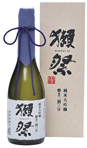 旭酒造『獺祭(だっさい) 純米大吟醸 磨き二割三分』