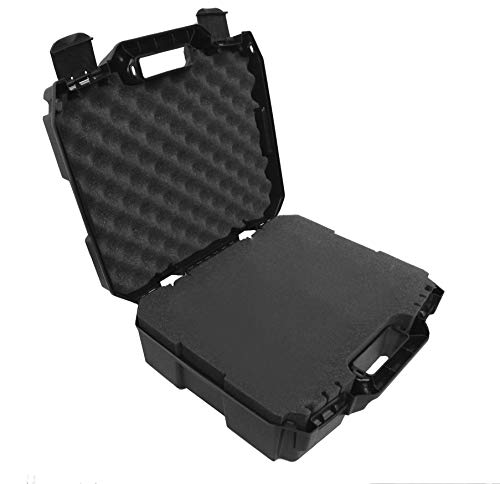 Casematix Virtual Reality Equipment Case Compatible with Samsung Gear Vr Headset, Gamepad Game Controller Kit, Headphones, Vr Remote Control and More, Includes Case Only