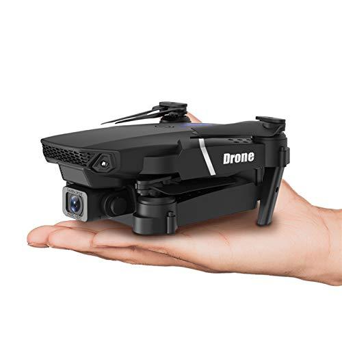 OYZK Nuevo Quadcopter WiFi FPV Drone con Gran Angular HD 4K 1080P Altura de la cámara Hold RC Foldable Quadcopter Dron Toy de Regalo (Color : 4K White Bag)
