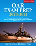 OAR Exam Prep 2020 - 2021: OAR Study Guide with 400 Test Questions and Answer Explanations for the...