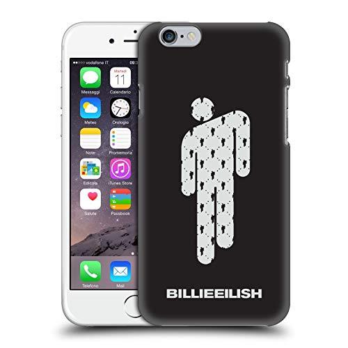 Head Case Designs Licenza Ufficiale Billie Eilish Blohsh Arte Chiave Cover Dura per Parte Posteriore Compatibile con Apple iPhone 6 / iPhone 6s