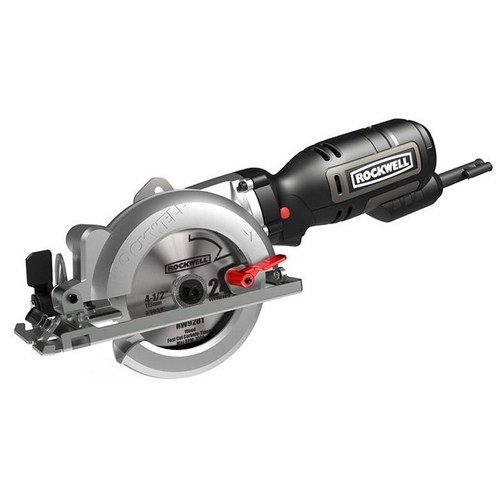 """Rockwell RK3441K, 4-1/2"""" Compact Circular Saw (Pack of 2 pcs)"""