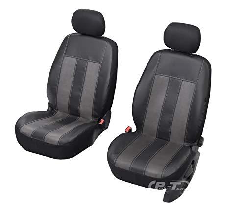 Nieuwe serie - GT universele stoelhoezen compatibel met Volvo V50 eenvoudige montage voorste hoezen GT SPACE