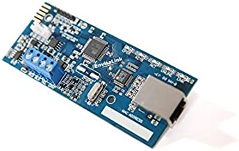 Eyez-On Envisalink EVL-4EZR IP Security Interface Module for DSC and Honeywell (Ademco) Security Systems, Compatible with Alexa
