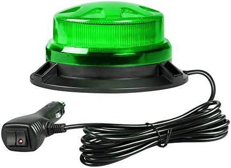 Primelux Emergency Lights for Vehicles Amber Strobe Lights for Trucks and Cars 12V 24V Strobe product image