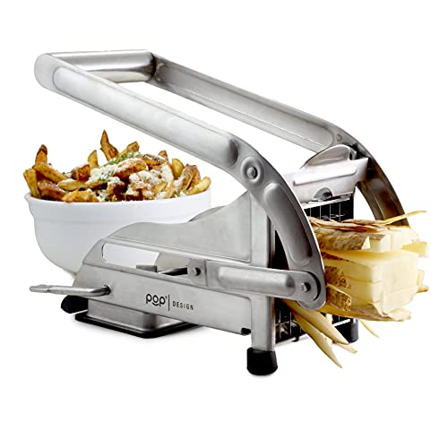 POP AirFry Mate, Stainless Steel French Fry...