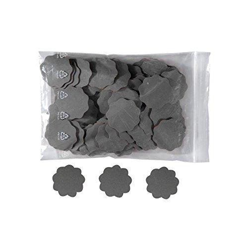 CARSYSTEM Schleifblüten kletthaftend Mini Sanding Discs Grip 100 Stk. P 1500 143.349