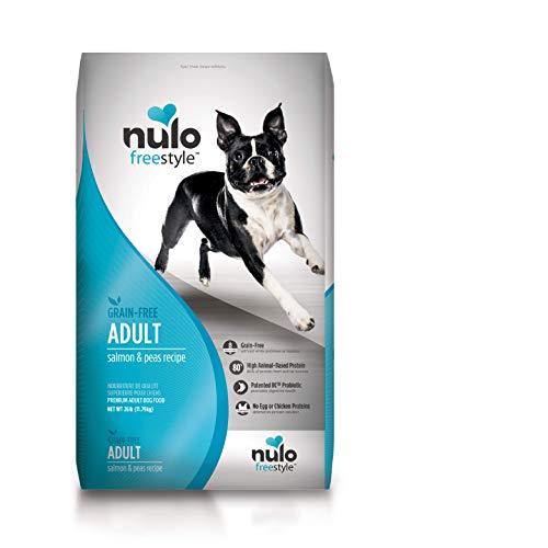 Nulo FS Adult Dog GF Salmon, 26 lb - resealable