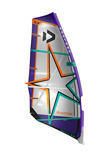 DuoTone Super Star Stargazer Edition Windsurf vela 3,7