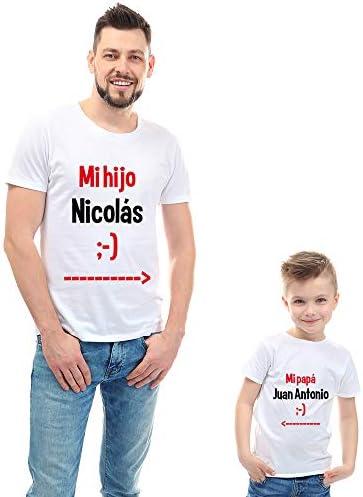Calledelregalo Regalo Personalizado para Padres e Hijos