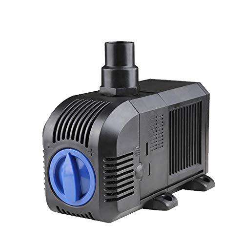 LIFUREN Filtre à Poissons Pompe Submersible Mini Miniature Pompe Pompe de Circulation Muet Économe en énergie (Taille : 3000L/H)